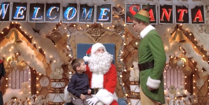 ELF, Will Ferrell and Artie Lange, 2003 (screen grab)CR: New Line Cinema